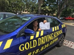 Gold Driving School