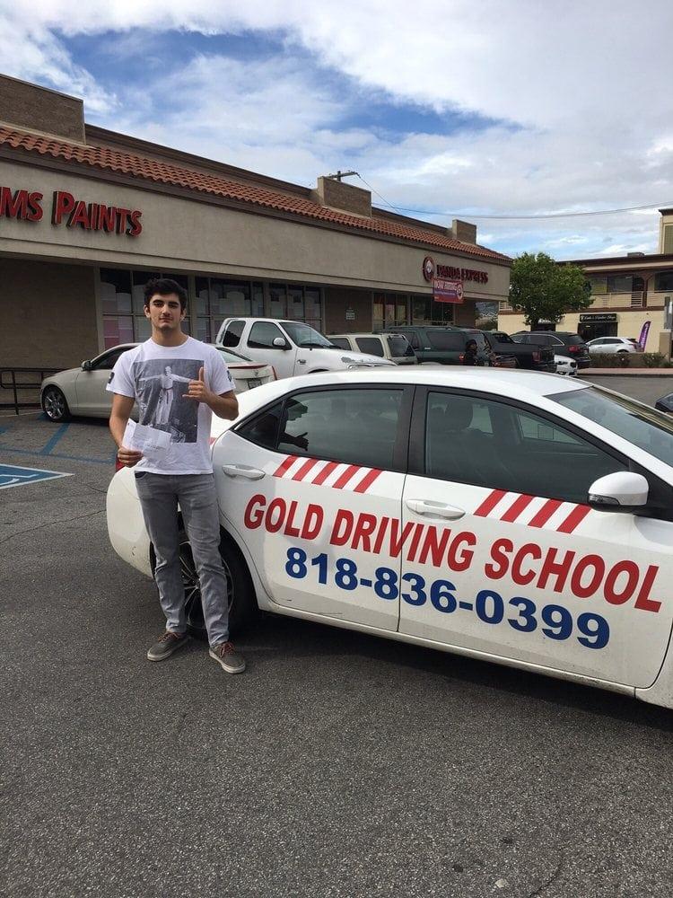 Gold Driving School
